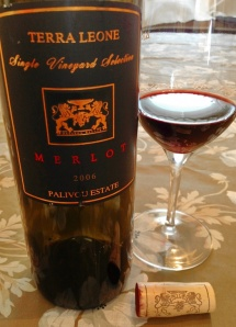 Palyvos Estate Merlot