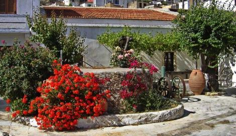 Domaine Economou Sitia 1998 (made by Liatiko grape)
